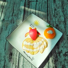 水果拼盘沙拉