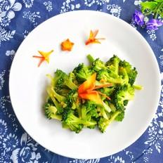 素菜西兰花