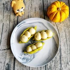 豌豆荚馒头