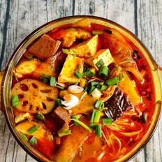 让豆腐怎么做好吃一锅煮的做法