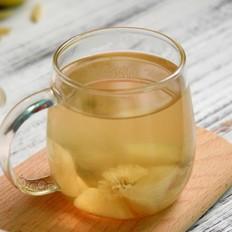 雪梨麦冬菊花茶