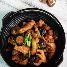 花菇蚝豉焖鸡丨霸王超市