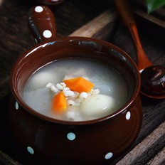 马蹄冬瓜薏米鸭汤