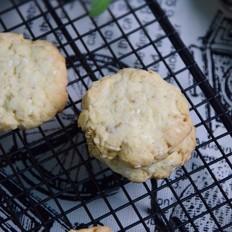 香酥燕麦饼干