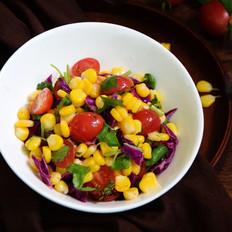 番茄玉米沙拉