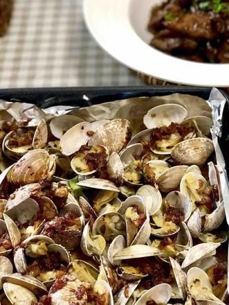 烤花蚬-夏日不可缺的美味儿的做法