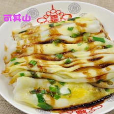 广东著名早点---广式肠粉