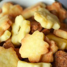 美味又补钙的奶酪小饼干