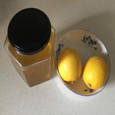 自制美容柠檬蜂蜜