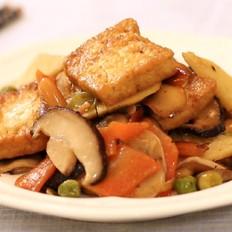 素八珍豆腐