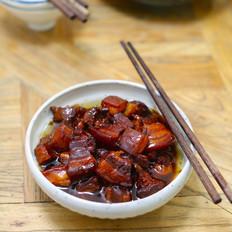 咸青梅红烧肉