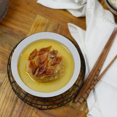 咸鱼鲞蒸肉饼
