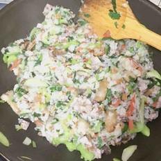 简单的广东糯米饭