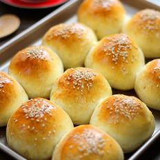 豆浆面包+