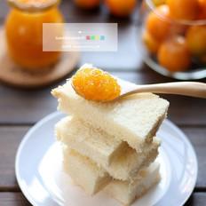 蜂蜜金桔酱