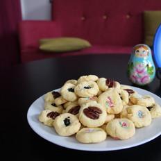玛格丽特三味小饼干
