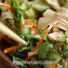 腐竹的两种吃法(上)