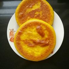 南瓜发面饼子