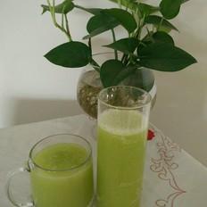 蟠桃柠檬葡萄汁