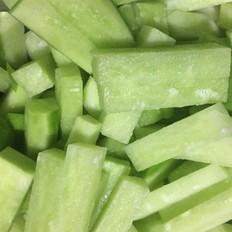 腌制绿萝卜的做法
