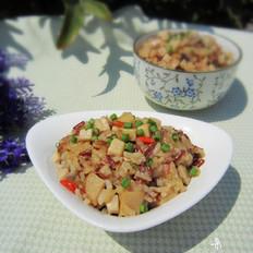 鲜菇八宝饭