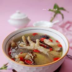 #苏泊尔·中华炽陶红枣当归炖鸡汤#的做法