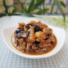 茶树菇炖鸡的做法大全