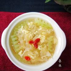 黄瓜银耳汤