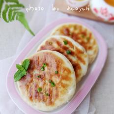 咸鱼猪肉饼