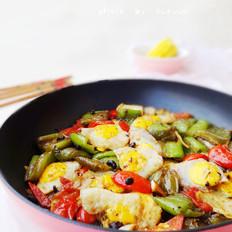 虎皮青椒鹌鹑蛋