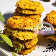 藜麦玉米饼