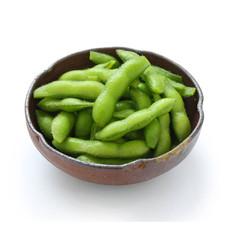 黄哈儿盐水毛豆