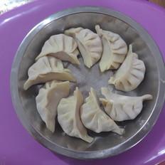 玉米鲜肉饺子
