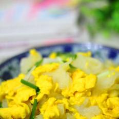 银耳炒鸡蛋