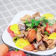 蛤蜊蘑菇鸡