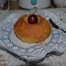 糖渍橙皮磅蛋糕