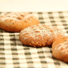 妙搭食谱 | 浓香酥脆的花生饼干