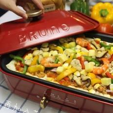 至尊海陆披萨-BRUNO多功能料理锅