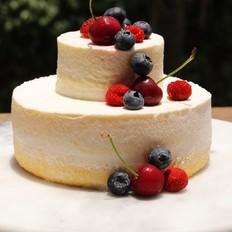 6寸小清新蛋糕