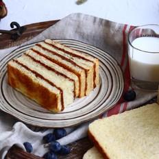 香橙甘纳许三明治
