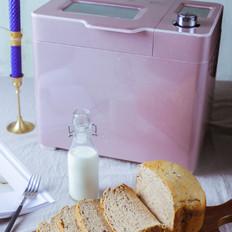 杂粮干果一键式面包