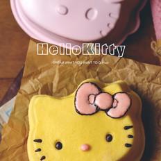 香草kitty轻芝士蛋糕