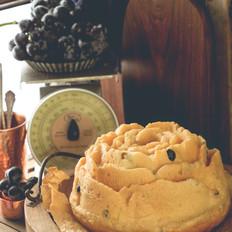 玫瑰花型面包
