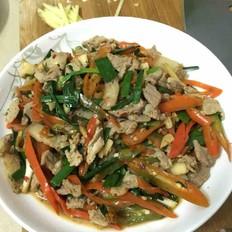 湖南小炒肉(梅肉)