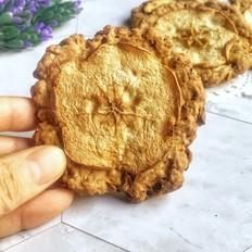 苹果燕麦饼干