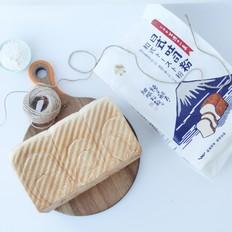 原味吐司(手揉版一次发酵)