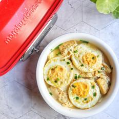 萝卜炖鸡蛋豆腐