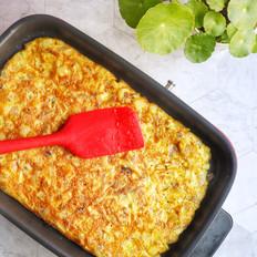 西班牙土豆蛋饼