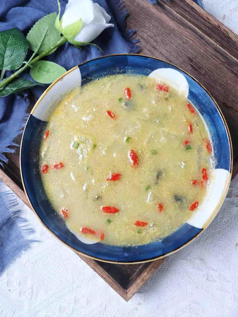 皮蛋冬瓜汤的做法