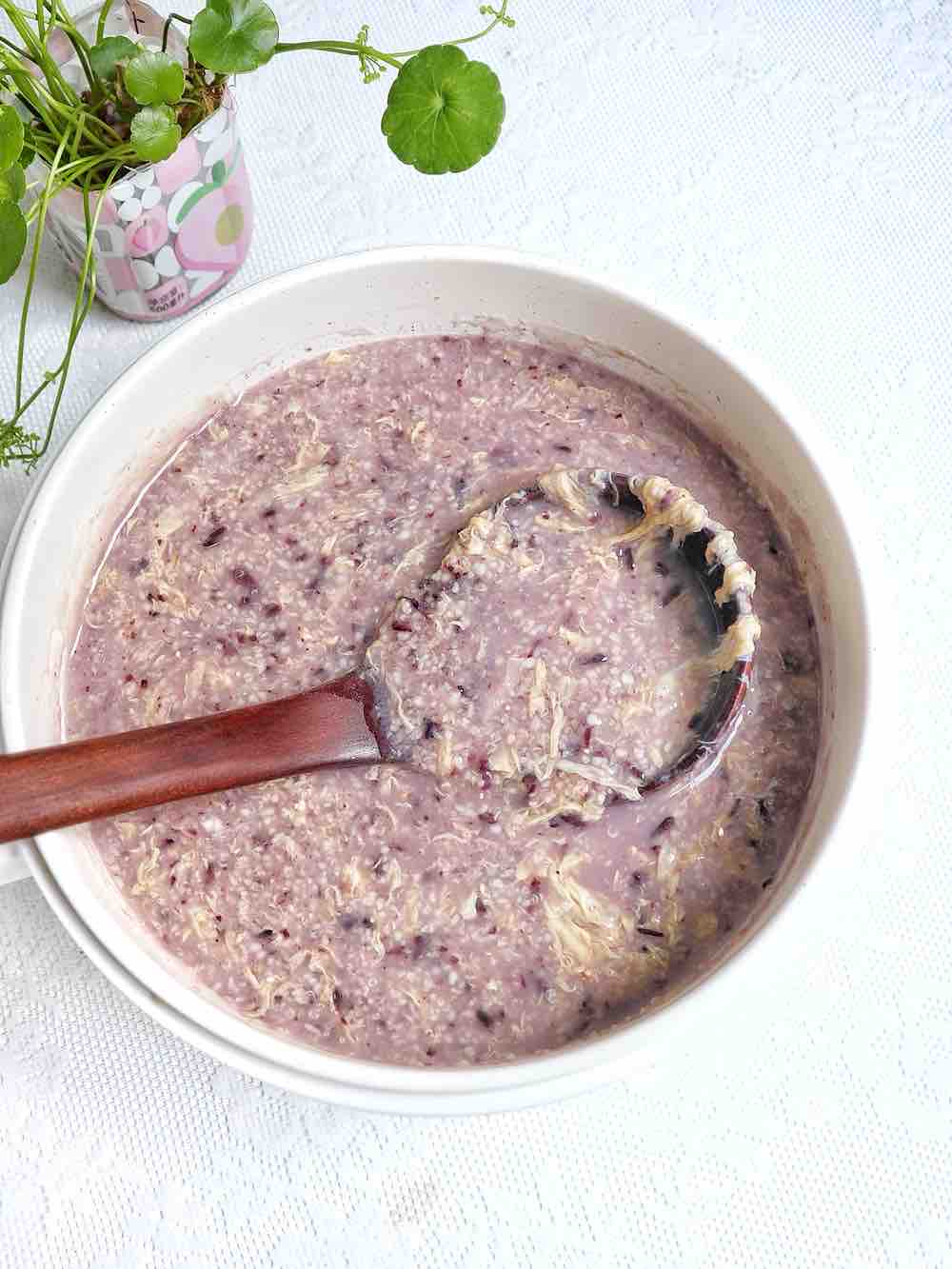 燕麦麸酒酿鸡蛋汤的做法